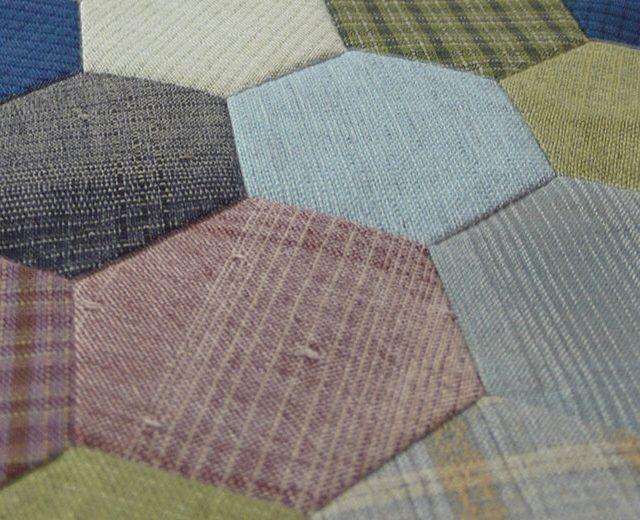 Punto básico de patchwork